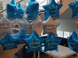 amazon daventry balloons